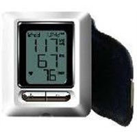 Blood Glucose & Pressure Monitor