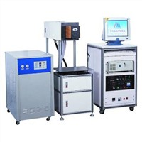 YAG-50  metal marking machine