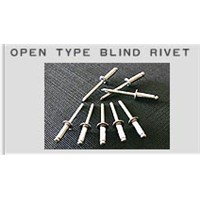 opent type blind rivet