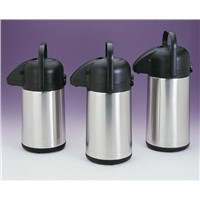 Stainless steel vacuum pump pot