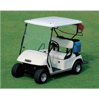 48 volts electric 2 seats golf car(buggy)
