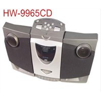 CD Player, CD/cassette radio , Radio , CD/CD-R/CD-