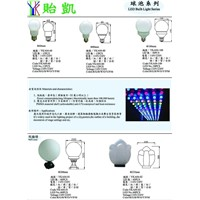 LED Bulb light series