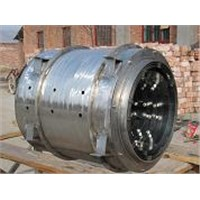 structral parts for vacuum furnace