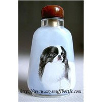 pet painting snuff bottles
