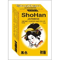 japanese powder hair dye, etc..