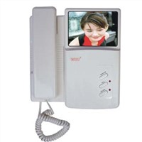 Video & audio intercom