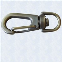 metal hook and clip