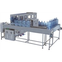 Water Bottling Machine with Auto Feeding Machine