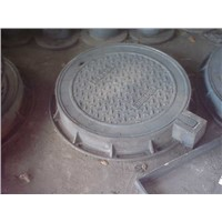 cast iron pipes&fittings,ss couplings,manhole cove
