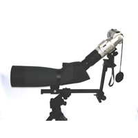 Spotting scope with Digital Camera Mount