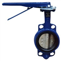 water butterfly valve