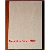 Meline faced MDF