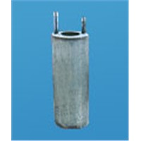Molybdenum electrode water jacket