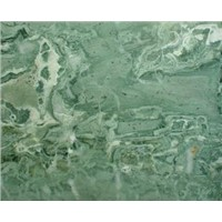 Mountain green marble