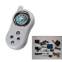 Two-way FM Car Alarm Systems