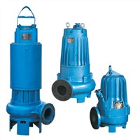 QWB、QHB series submersible sewage pump