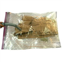 compress vacuum bag