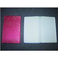 Silk Cover Notebook