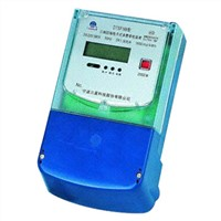 3-Phase Multi-Rate Electronic Kilowatt-Hour Meter