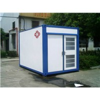 Communication Container (FCS)