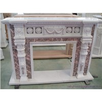 fireplace(stone,marble,granite)