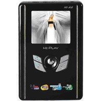 10-in-1 MP4 player with 2.5 inch HDD (40~100GB)