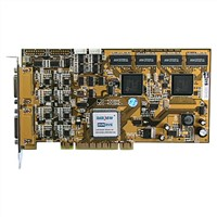 Hardware Compression DVR Card CY-4008HC