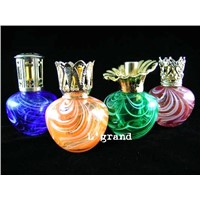 L'Grand Handblown Glass Fragrance Lamp