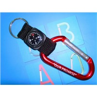 Promotional Carabiner Keychains