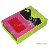 """Black Beauty"" Color Packing Box"