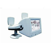2.4GHz 5.7'' B/W CCTV Wireless Monitor System/Baby