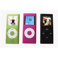 "1.5"" Color screen Mp4 player"