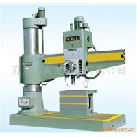 drilling radial machine, clear float glass