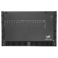 CCTV MATRIX SWITCHER/CONTROLLER,256X32