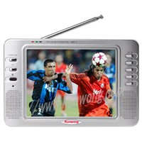 8 inch ERECT DVB-T & PC TFT LCD TV MONITOR