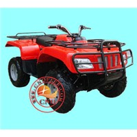 Powerful 650cc Water Cooling Engine ATV with 4╳4