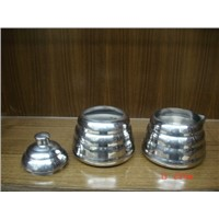 Stainless Steel Sugar Pot