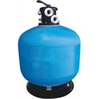Top-Mount sand filter