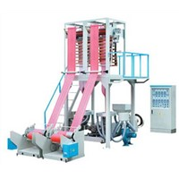 Two-Color Film Blowing Machine