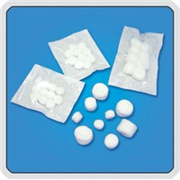 cotton ball (sterile package)