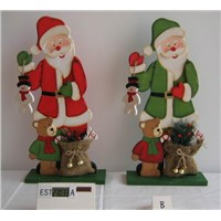 wood christmas decoration gifts