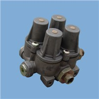 FOUR -CIRCUIT PROTECTION VALVE