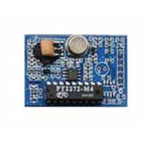 RX Superheterodyne decoding receiver module