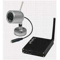 2.4G 812F Night Vision/Water proof wireless camera