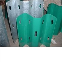 Colour-powder coated Beam Barrier