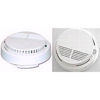 Wireless smoke fire alarm