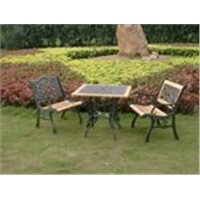 Aluminum Chair, Outdoor Umbrella, Garden Furniture, Umbrella Rack Etc