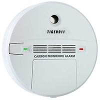 Carbon Monoxide Alarm with BATTERY SUPPLY
