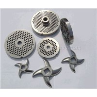 meat grinder/mincer knives plates with hub blades/butcher knives...